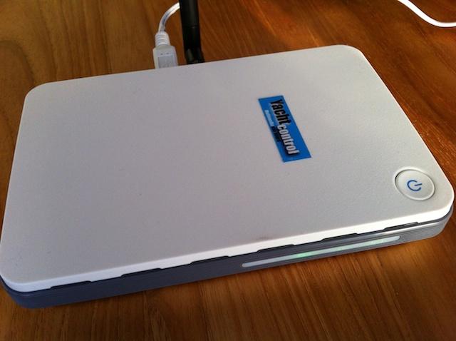 3G modem - router