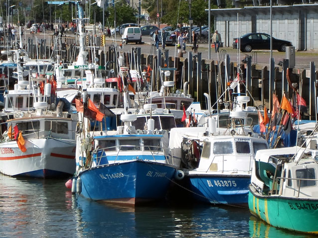 Boulogne vissersboten