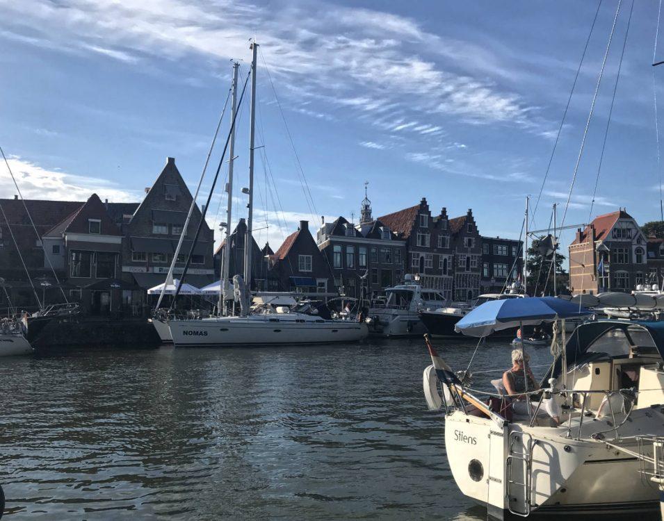 NOMAS afgemeerd in Hoorn